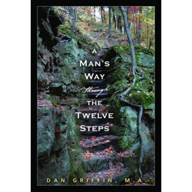 Book Cover - A Man's Way Through The Twelve Steps