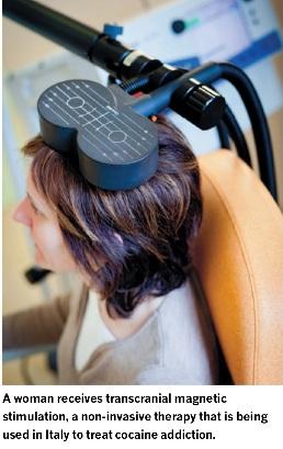 Transcranial Magnetic Stimulation - Addiction Neuroscience