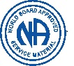 NA-World Board Approved Service Material