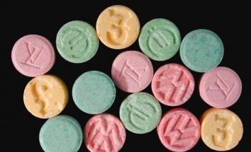 """MDMA (""""Ecstasy"""")"""