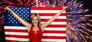 FREEDOM FEST: a July 4th CR-B-Q!