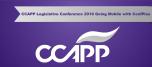 California Consortium of Addiction Programs & Professionals (CCAPP) 2016