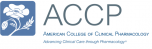 American College of Clinical Pharmacology (ACCP) 2016 Annual Meeting