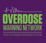 How the Overdose Warning Network - OWN can help the CDC and the nation