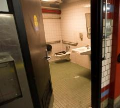 Public Bathrooms Become Ground Zero In The Opioid Epidemic